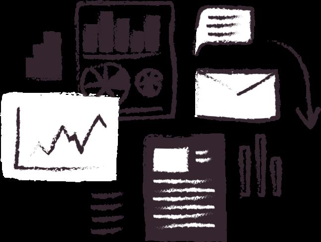 financials illustration