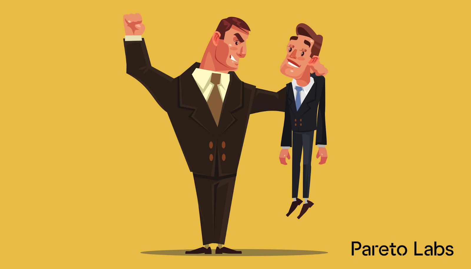 6 characteristics of bad leadership